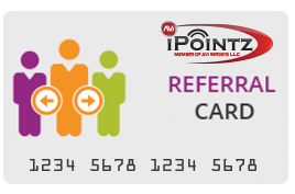 iPointz Referral Program   On Demand NFC supported Mobile Loyalty