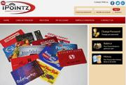 iPointz Web Portal Access